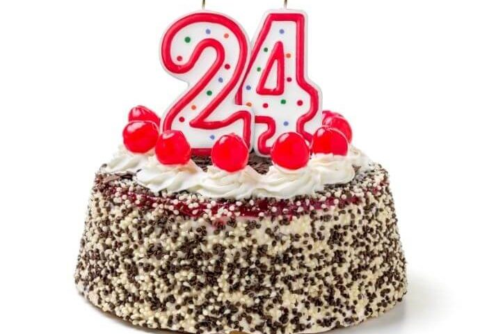 24th Birthday Captions for Instagram