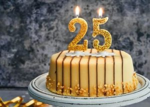 25th Birthday Captions for Instagram