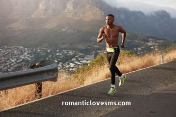 Hill Running Quotes and Captions