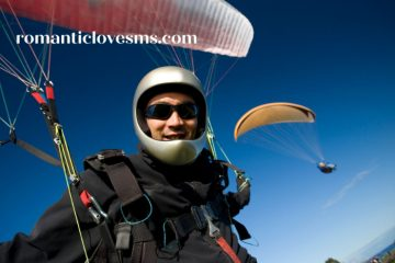 Paragliding Quotes for Instagram